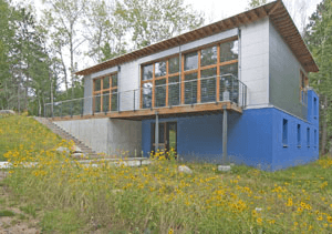 BioHaus: First certified Passive House in N.A. graphic