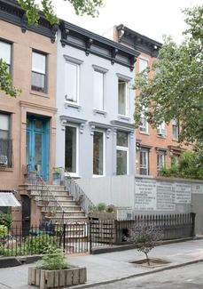 Tighthouse: First Certified Passive House in NYC graphic